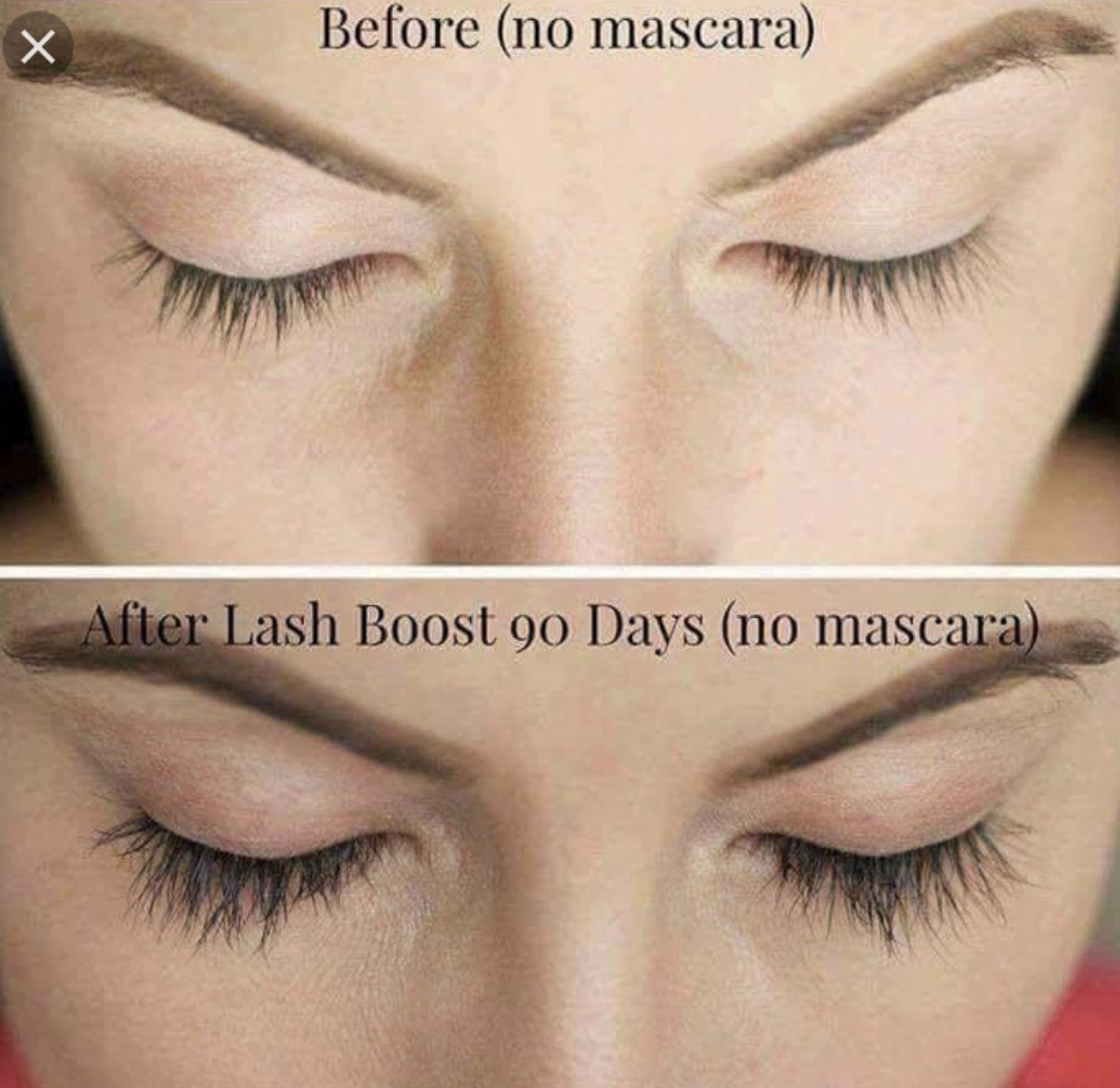 3a0d04d2e00 Lash Boost before & after stolen from the Internet.