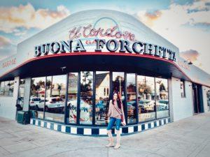 Mamma Mia! Park Yourself at Garage Buona Forchetta for Legendary Italian Eats